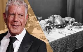 this is anthony bourdain s secret to a successful thanksgiving