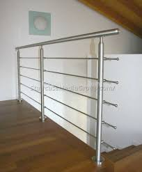 Stainless Steel Banister Staircase Stainless Steel Railing Designs 7 Best Staircase Ideas