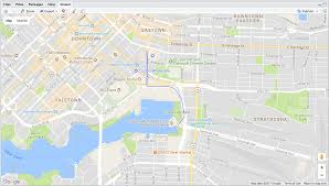 Stamen Maps R Ggmap Route Finding Doesn U0027t Stay On Roads Stack Overflow