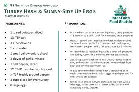 healthy recipes for thanksgiving leftovers inter faith food shuttle