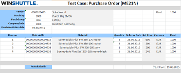 Testing Template Excel Don T Waste In Testing Cycles Automate Sap Testing With