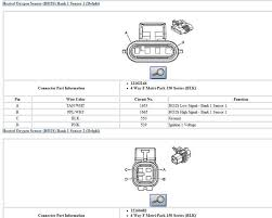 o2 sensor chevy silverado wiring diagram chevrolet wiring