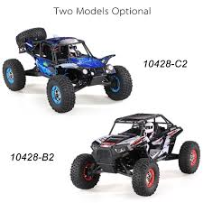 baja truck for sale eu wltoys 10428 c2 1 10 2 4g 4wd electric rock crawler off road