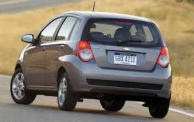 2011 chevrolet aveo information and photos zombiedrive