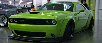 liberty walk hellcat is this liberty walk dodge challenger or not