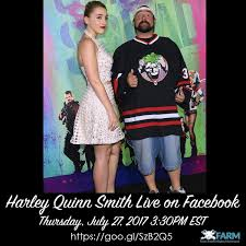 after the jane velez was cancelled what does she do now with her time farm animal rights on twitter join harley quinn smith with jane