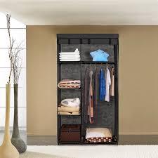 Interior Roll Up Closet Doors by Ikayaa Fashion Portable Fabric Closet Wardrobe Cabinet Roll Up