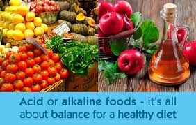 acid or alkaline foods u2013 it u0027s all about balance for a healthy diet