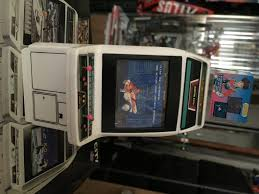 Sega Astro City Arcade Cabinet by Where You Can Fairly Easily