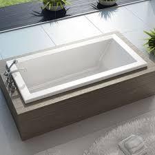 maax kava drop in bathtub bath