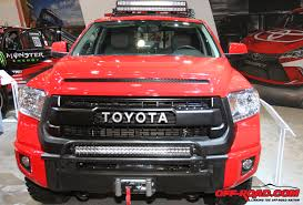 toyota tundra trd accessories toyota highlights trd pro baja 1000 race truck vehicles at