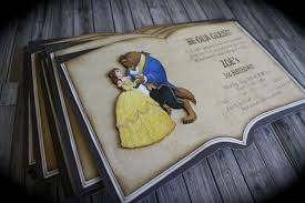 and the beast wedding invitations and the beast invitation