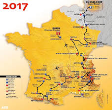 Marseilles France Map by Pez Preview Tour De France 2017 Pezcycling News
