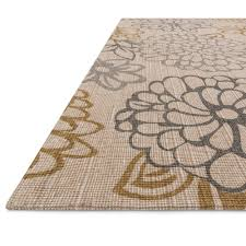 loloi vero rug natural u0026 multi vo 09 contemporary area rugs
