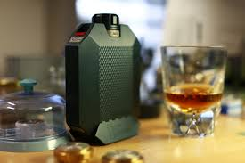 ingeniously this is the techiest hip flask ever made gq south africa