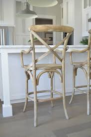 Stools With Backs Kitchen Wooden Bar Stools With Backs Swivel Counter Stools