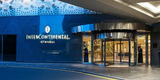 istanbul hotels intercontinental istanbul hotel in istanbul turkey