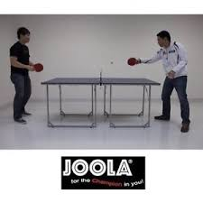 joola midsize table tennis table folding ping pong table kijiji in toronto gta buy sell