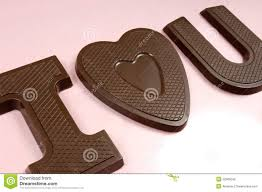 heart chocolate i heart you chocolate candy stock photo image of confectionary