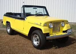 commando jeep modified hemmings find of the day 1967 jeep jeepster conver hemmings daily