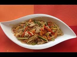 cuisine wok facile recette facile wok poulet nouille légume s easiest dinner