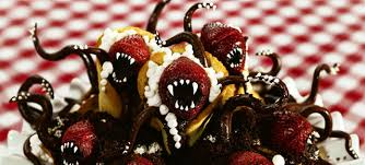 monter cuisine cookie monsters spiders and snakes in confectionery series by