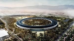 apple siege vidéo le nouveau siège futuriste d apple symbole de sa puissance