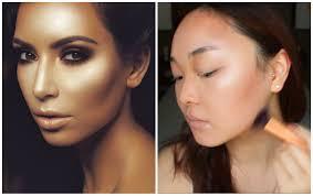 kim kardashian inspired foundation routine flawless photo ready
