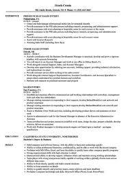 resume for internship sles ad sales intern resume