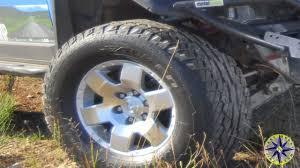 Firestone Destination Mt 285 75r16 Recommendation Falken Rocky Mountain Ats Tire Test Youtube
