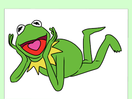 how to draw kermit the frog 11 steps with pictures wikihow