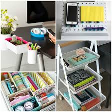 Desk Organization Ideas 16 Ideas For The Most Organized Desk