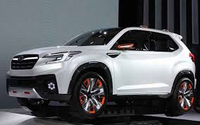subaru forester red 2018 2018 subaru forester concept price and release date cars