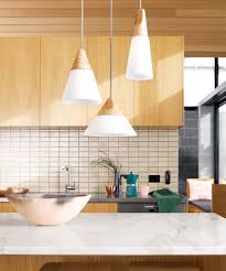 Glass Kitchen Pendant Lights Odense Small Coolie Pendant In Ash Frosted Glass Want Clear