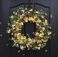 wonderful front door wreaths how to decorate front door wreaths