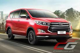 toyota philippines toyota motor philippines spruces up innova with touring sport