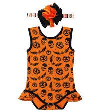 Infant Pumpkin Halloween Costumes Halloween Costumes Children