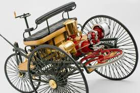 first mercedes benz 1886 a car is born this day in tech history
