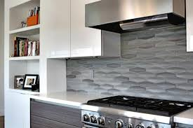 tile backsplashes for kitchens kitchen design ideas for a gray tile backsplash saura v dutt