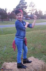 Halloween Costumes 3 Boy 25 Rosie Riveter Costume Ideas Rosie