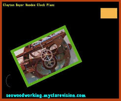 wooden clock plans kits 134028 woodworking plans and projects