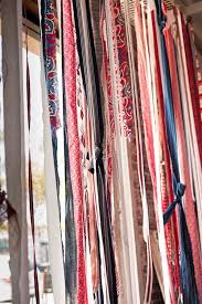 Window Fabric Best 25 Fabric Strip Curtains Ideas On Pinterest Strip Curtains