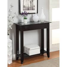 White Hallway Table Console Table Furniture Wonderful Narrow White Table