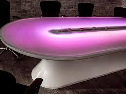 meeting table info by zad italy design edoardo carlino idolza