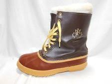 s winter boots canada size 11 sorel leather winter boots for ebay