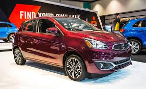 mitsubishi mirage sedan price 2017 mitsubishi mirage photos and info u2013 news u2013 car and driver
