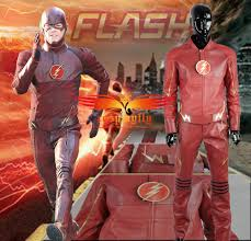 aliexpress com buy movie the flash 2014 barry allen artificial