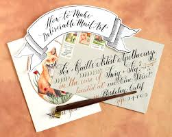 Which Side Of The Envelope Does The Stamp Go On How To Make Deliverable Mail Art The Postman U0027s Knock