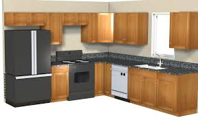 Sample Kitchen Designs 10x10 Kitchen Designs Pics Photos 10x10 Kitchen Layout With