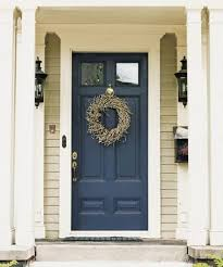blue house white trim front door navy blue front door on a tan house with white trim pretty front
